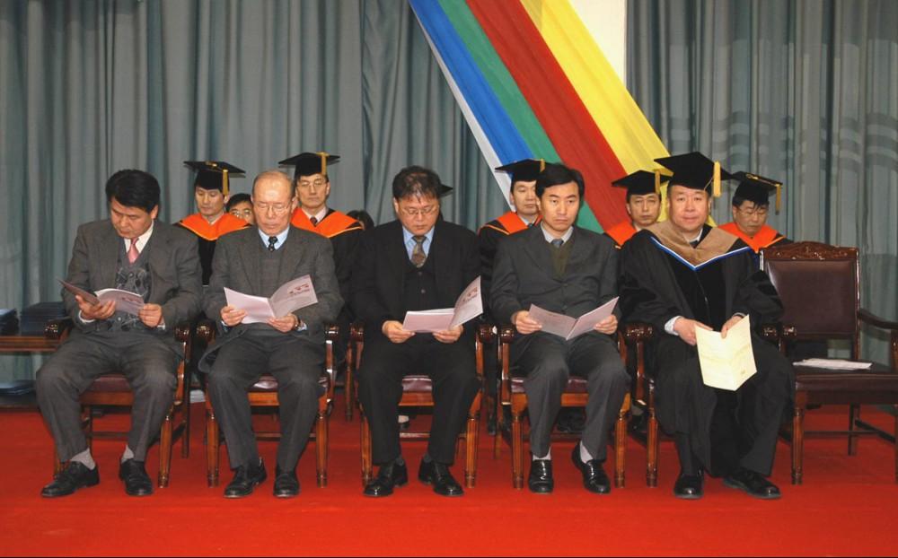2003 입학식관련