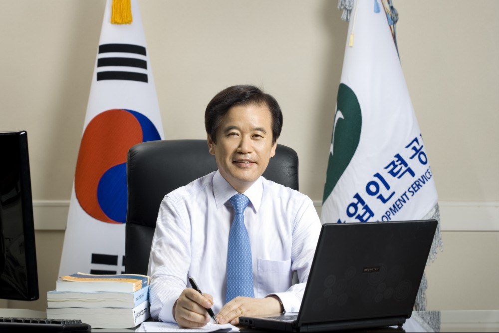 송영중 이사장님