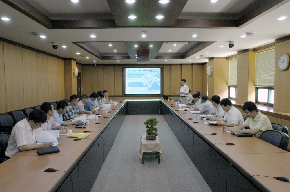 제2캠퍼스 개원대비 연수프로그램 개발 중간발표회