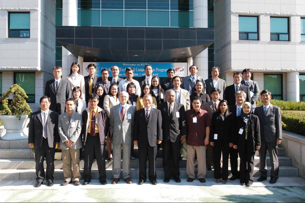 2005년도 한/ILO 협력사업