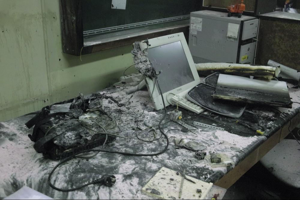 전자파 및 통신실험실 화제