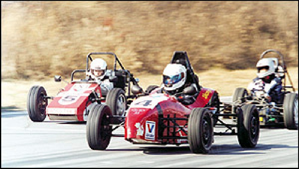 2000년 자작자동차 경진대회