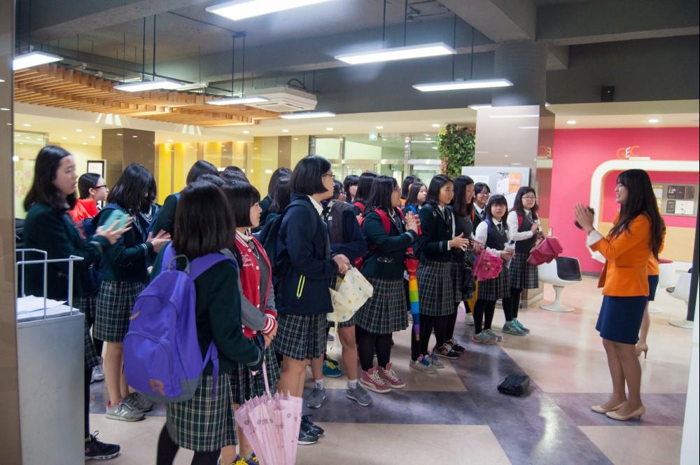2014 서현중학교 캠퍼스 투어