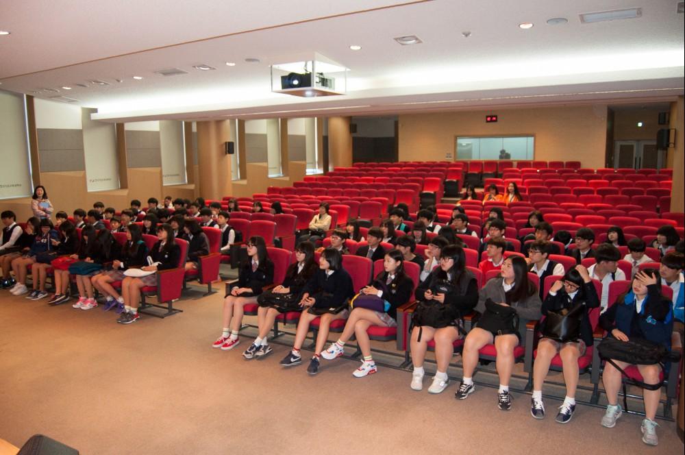 2014 만정중학교 캠퍼스 투어