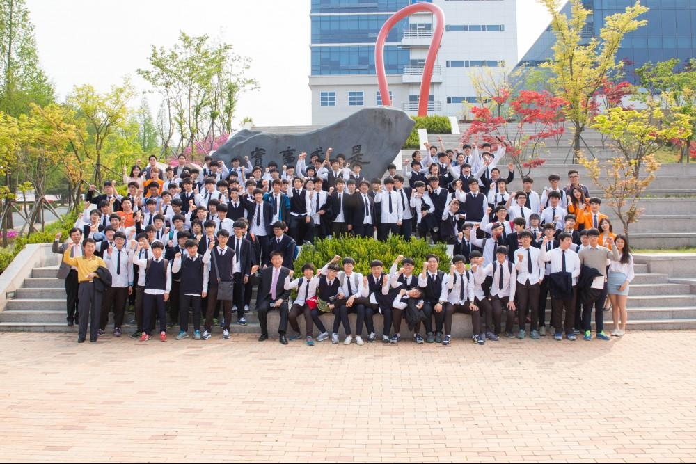 2014 천안공업고등학교 캠퍼스 투어