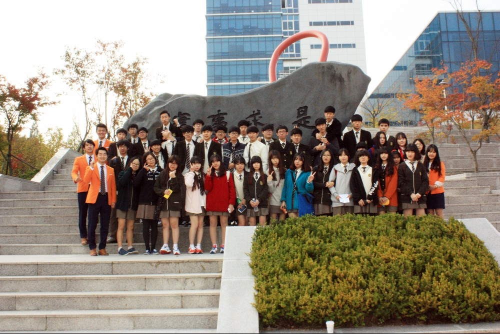 2014 쌍용고등학교 캠퍼스 투어