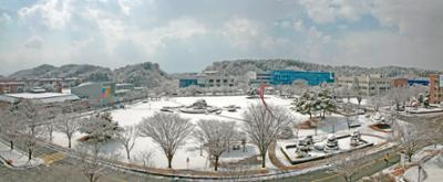 2016. KOREATECH 겨울 풍경 2