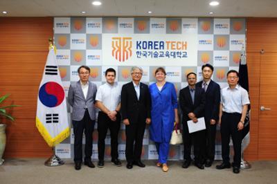 2016. 9월 월례조회 및 신임교원 임명장 수여