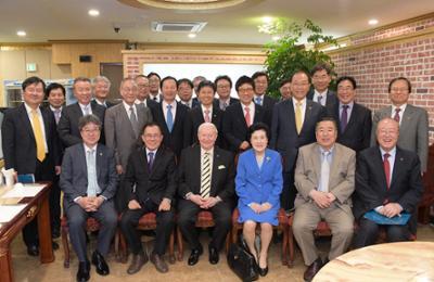 대전-세종-충남지역 총장협의회(교육부장관 초청 간담회)