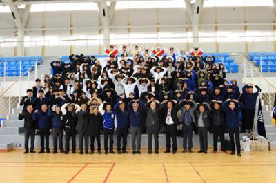 제3회 KNUE(한국교원대학교)-KOREATECH(한국기술교육대학교) 정기교류전 체육대회