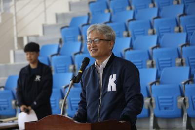 2017. 코리아텍 한맥제 체육대회