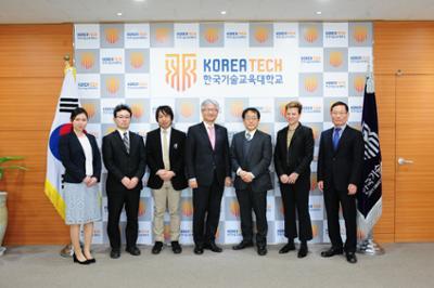 일본 NITFC(National Institute of Technology) 부총장외 관계자 방문