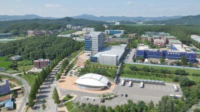 2016_대학전경(항공 촬영)