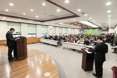 2019학년도 신년 어울림 모임(신년교례회)