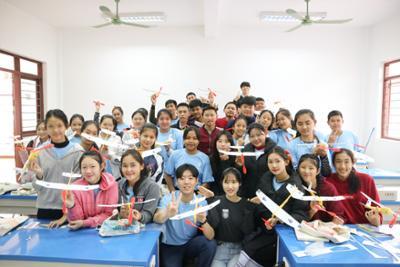 2018코리아텍 국외 기술교육 봉사활동(라오스)