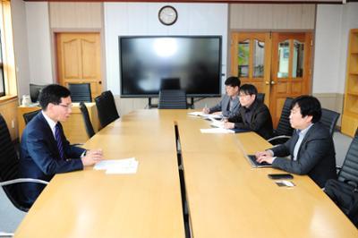이성기 총장 한국경제 인터뷰