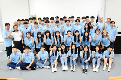 2019학년도 하계 국외봉사단(월드프렌즈 ICT) 발대식