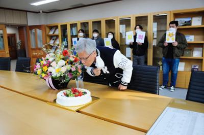 코리아텍 이성기 총장 취임 2주년 기념사진
