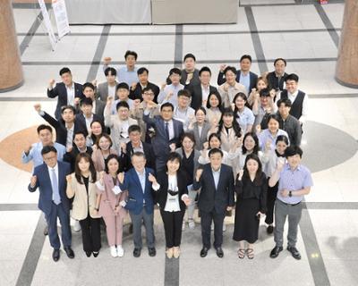 능력개발교육원 단체사진